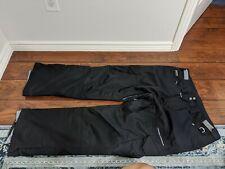 UNDER ARMOUR - SNOW SKI Snowboard Pants Men's Black # Sz Extra Large