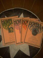"""PERIODICI """"NOVELLA""""FASCICOLI DI NOVELLE DEI MIGLIORI SCRITTORI ITALIANI 1922"""