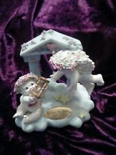 """Dreamsicles """"Passage Of Time"""" Figurine10671 Millennium 2000 Retired Signed"""