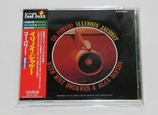 ILLINOIS JACQUET / Go power!  JAPAN CD w/OBI  MVCJ-19022