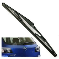 For Mazda 3 Hatchback 2009-2012 Rear Window Windshield Windscreen Wiper Blade