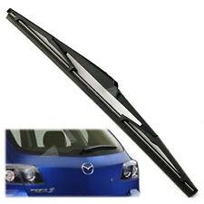 Mazda 3 BL Hatch Aero VU Front Flat Window Windscreen Wiper Blades