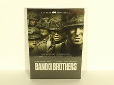 Band of Brothers (DVD, 2014, 6-Disc Set, Canadian) NEW REGION 1 Steven Spielberg