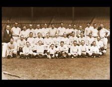 1926 New York Yankees Team PHOTO Babe Ruth, Lou Gehrig, Miller Huggins