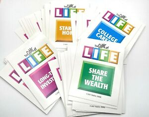 The Game of Life Replacement Parts and Pieces Various Years Individual or Lots