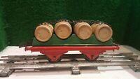 Hornby échelle o wagon porte tonneaux