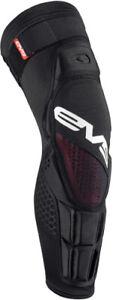 EVS Unisex-Adult Hex Pro Knee/Shin Guard (Black, XX-Large) HEXK-BK-XXL 72-8606