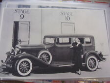 1932 STUDEBAKER PRESIDENT ?    11 X 17  PHOTO /  PICTURE