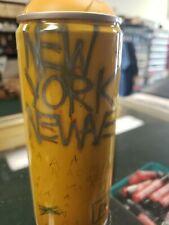 Mtn Basquiat Limited Edition Artist Spray Can
