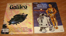 The Star Wars Storybook (1978) Galileo Magazine of Science Fiction #16 (1980)