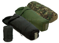 US Military 4 Piece Modular Sleeping Bag Sleep System w/ Gore-Tex Bivy MSS  Fair
