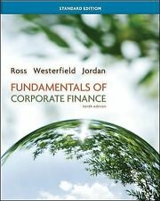 Fundamentals of Corporate Finance by Bradford D. Jordan, Stephen A. Ross and...