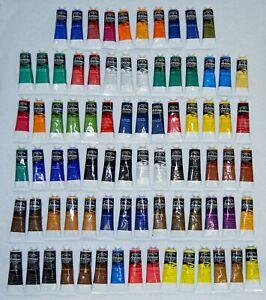 Winsor Newton Artisan Water Mixable Oil Colour Colors Paints Large Lot New
