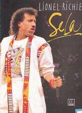 Se La - Lionel Richie - 1986 Sheet Music