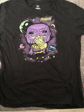 Funko Pop Tshirt Thanos XL