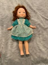 "Fisher Price My Friend Becky 16"" Doll Red hair Blue Eyes Vintage 1981 Euc Ginger"