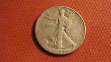 1946-D Liberty Walking Half Dollar (ref#2)