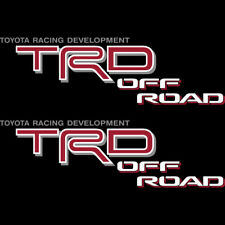Toyota TRD Off Road Tacoma Tundra 41