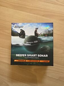 NEW Deeper Smart Sonar CHIRP+ Fish Finder GPS  Chirp Plus Castable Fish Finder
