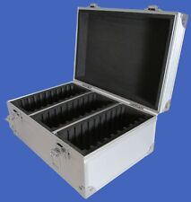 30 Graded Certified NGC/PCGS/Premier/Elite Coin Slab Aluminum Storage Box Case