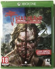 Dead Island Definitive Collection - Jeu Xbox One - Neuf sous blister - PAL FR