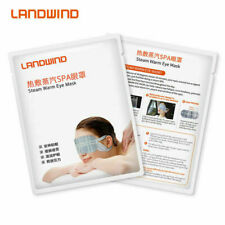 Landwind Steam Warm Eye Mask Stress Relieve 10 Masks Rest Sleep Eye patch