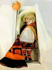 "Mary Engelbreit Ann Estelle Halloween Witch Trick or Treat Doll 10"" R Tonner"