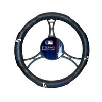 New MLB Los Angeles Dodgers Synthetic Leather Car Truck Steering Wheel Cover