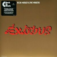 Bob Marley - Exodus - 180gram Vinyl LP & Download *NEW & SEALED*