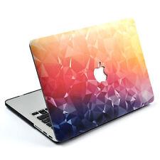 "Colorful Matt Hard Case Cover Shell for Macbook Air Pro 11"" 12"" 13"" 15"" & Retina"