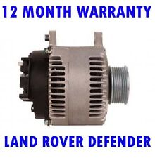LAND ROVER DEFENDER STATION 3.9 V8 4X4 1998 1999 > 2014 RMFD ALTERNATOR