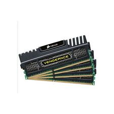 Corsair Vengeance 32GB 4X8GB Quad Channel DDR3 1600MHz PC3-12800 DIMM Desktop