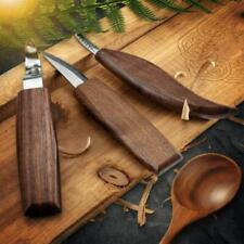 1 Set Walnut Wood Carving Tools Wood Carving Knifes Craft DIY Carving Polishing