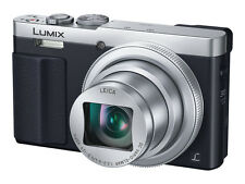 Panasonic LUMIX DMC-TZ70 / DMC-ZS50 12.1MP Digital Camera - Silver