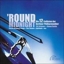 Round Midnight: The 12 Cellists of the Berlin Philharmonic, New Music