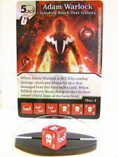 Dice Masters - 1x #041 Adam Warlock Standing Watch Over Infinity Foil - Guardian