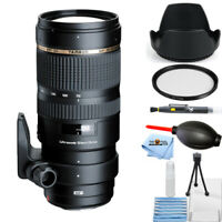 Tamron SP 70-200mm f/2.8 Di USD Zoom Lens for Sony AFA009S-700 UV Filter Bundle