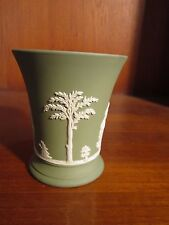 Wedgwood Jasperware Sage Green Cup or Vase