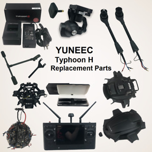 New YUNEEC Typhoon H Hexacopter Drone REPLACEMENT PARTS