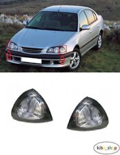FOR TOYOTA AVENSIS 1997 - 1999 NEW FRONT INDICATOR REPEATERS PAIR LEFT + RIGHT