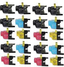 NON-OEM 20 PK INK BROTHER LC-75 MFC-J430W MFC-J435W MFC-J5910DW MFC-J625DW