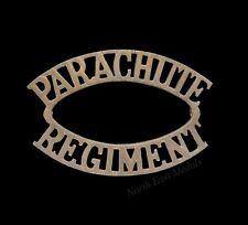 Parachute Regiment Shoulder Title Badge
