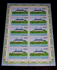GERMANY, 1996, LANDSCAPES, KOLSTEINISCHE SCHWEIZ, SHEET/10, MNH, NICE! LQQK!