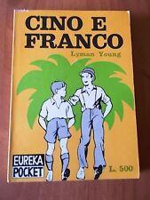 Lyman Young CINO e FRANCO Eureka Pocket n. 5 (1969)