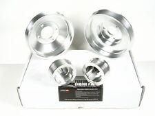 OBX Aluminum Power Pulley Kit BMW E36 325I M3 M50 M52 S50 S52 3 Series M50B25