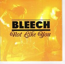(EA806) Bleech, Not Like You - 2013 DJ CD