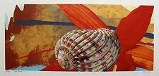 "MICHAEL KNIGIN ""FAIR PASSER"" Hand Signed Limited Edition Art Serigraph"