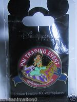 Disney DLP Walt Disney Studios Pin Event  Princess Jasmine Aladdin Pin