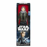 "Star Wars Rogue One Sgt Jyn Erso (Jedha) 12"" Action Figure w/ Action App New"