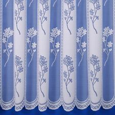 "Choice of 12 Fantastic Value Premium Quality Net Curtains - by The Metre Juniper 63"" (160cm)"